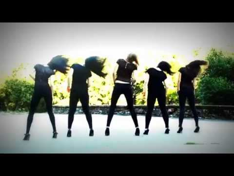 2K Ladies Style /Ghetto Dance Academy/ Choreo - Chris