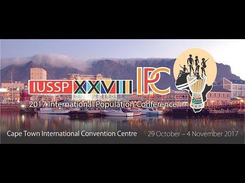 IUSSP 2017 Opening Ceremony