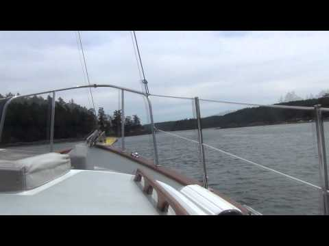 Adventures on Orca. Blaine Marina to Blind Bay, Part 2