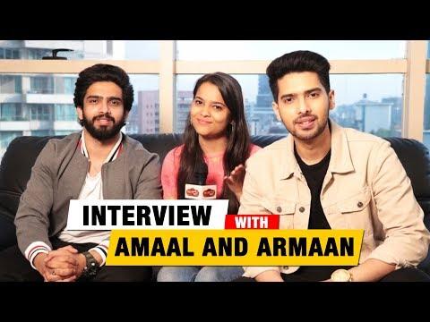 Ghar Se Nikalte Hi NEW Single | Singer Composer Amaal & Armaan Mallik Interview