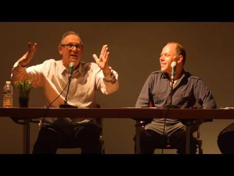 Peter Davison & Dan Starkey (Dr Who)