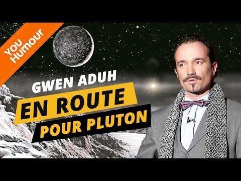 GWEN ADUH : En route pour Pluton !