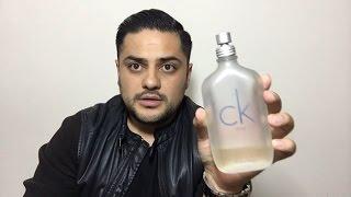 Reseña CK One de Calvin Klein