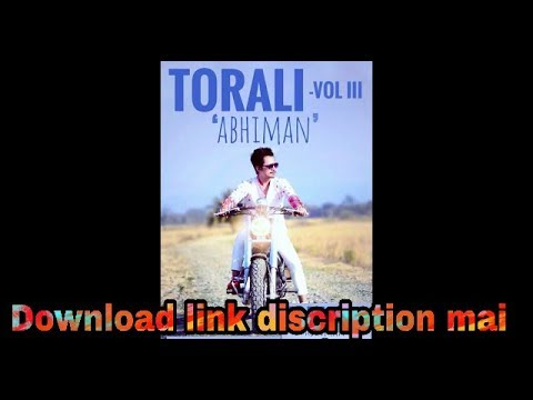 Abhiman-Achurjya and Nilakshi Neoug|| TORALI VOLL 3||New assamese song ABHIMANI |||  by mgk studio