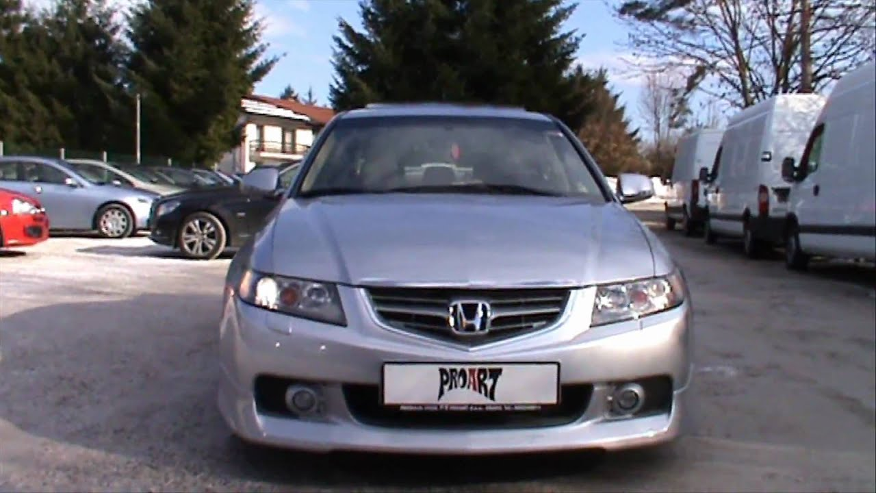 Honda Accord 2.2i CTDi Executive Full Review,Start Up, Engine, and In Depth Tour - YouTube