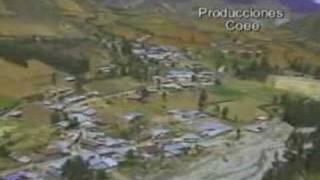 Tema tradicional del distrito de Parcoy, provincia de Pataz, depart...