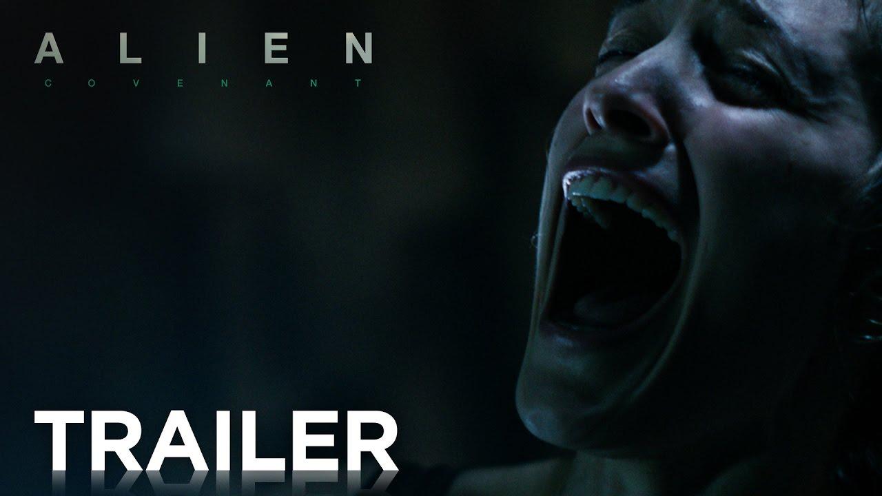Alien: Covenant   Trailer Oficial   Legendado HD