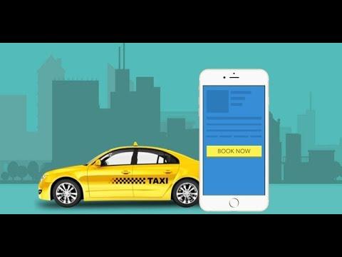 Uber Clone Using Ionic and Firebase [premium]