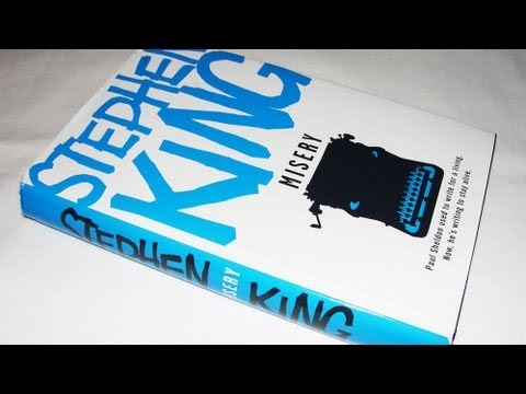 Book Review #9: Misery by Stephen King