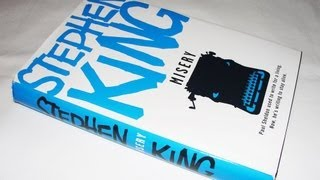 Book Review #10: Misery by Stephen King
