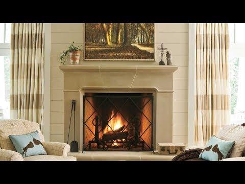 🔝 Fireplace Mantel Design Decorating Ideas | DIY Luxury Minimalist Decor Installation On a Budget