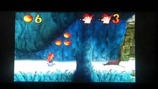crash Bandicoot 2 Snow Go and Red Gem cheat