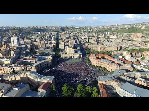 LIVE.Հանրապետության հրապարակ//Ереван: Площадь Республики//Republic Square, Yerevan
