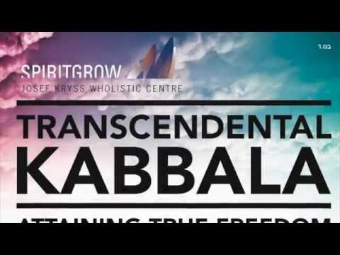 Transcendental Kabbala: Attaining True Freedom - Week 3 - Led by Rabbi Menachem Wolf 11/04/2016