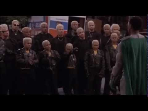 The Meteor Man (film) meteor man tribute YouTube