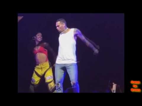 Chris Brown - Tempo HBOAFM Tour Compilation