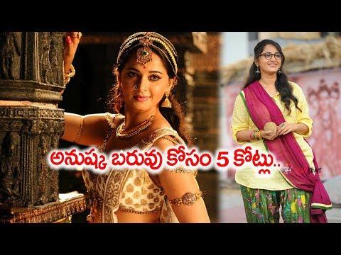 Film Makers Spend 5 Crores To Reduce Anushka's Weight ? | Filmibeat Telugu