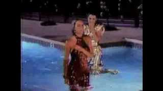 Heather Locklear - cat fight in a pool!