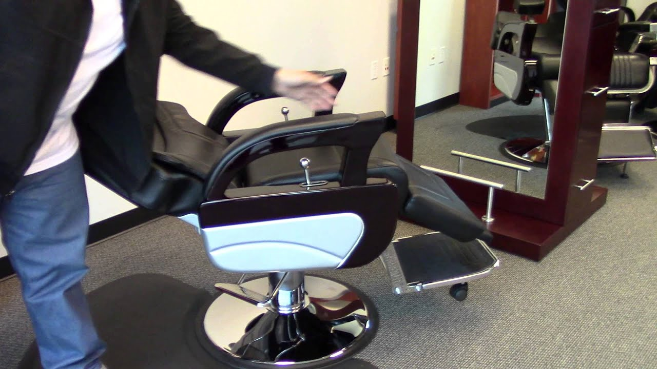 AUGUSTO Barber Shop Chair AGS BEAUTY