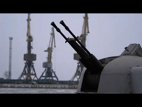 Crise no Mar de Azov afeta economia europeia