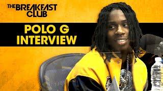 Polo G Talks New Music, Kicking Drug Habits, Chicago Investments, Juice WRLD Friendship + More