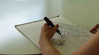 How To Draw Gertrude the Goat - with Sarah Courtauld