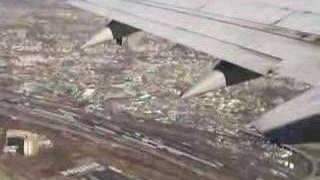 Aeroporto de Newark - USA - Decolagem