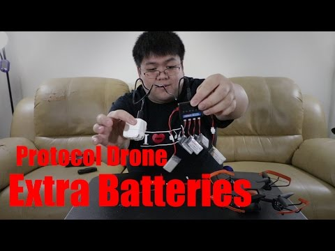 Protocol Drone Extra Batteries