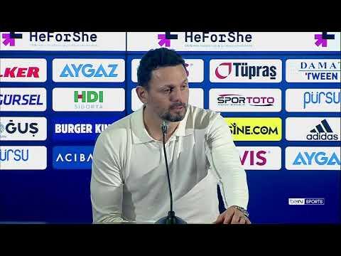 Erol Bulut, Çağdaş Atan'a neden 'Skora baksın' dedi? İşte o sözler! | Fenerbahçe - Alanyaspor : 2-1