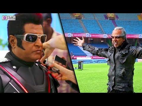 2.0 is Fascinating whole industry   2.0 Teaser   Rajinikanth   Shankar   Ar Rahman  2.0   Super Star
