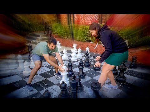 Giant Chess Without