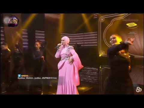 Dato' Sri Siti Nurhaliza - Anta Permana (LIVE) APM 2018