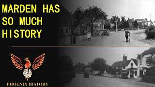History Of Marden Village in Kent