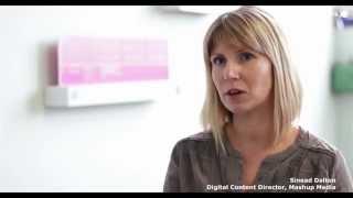 Leading Women at The Digital Hub - Sinead Dalton, Mashup Media