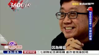 台灣體育難發展 想打球自行募款【3600秒】20170304全集