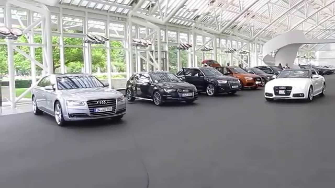 Audi European Delivery >> Audi A5 Cabriolet Delivery The Royal Wave Ii The Drive With