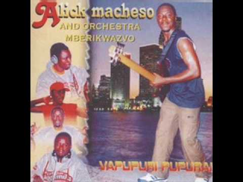Alick Macheso- 1940.