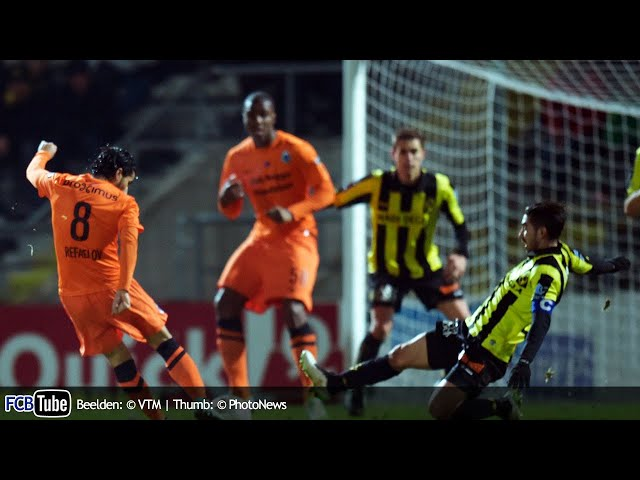 2014-2015 - Jupiler Pro League - 21. Lierse SK - Club Brugge 0-6