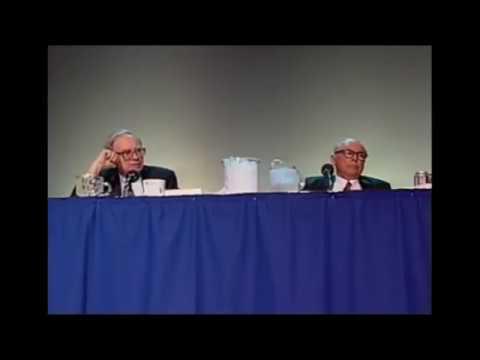 Warren Buffett & Charlie Munger: Intrinsic Value