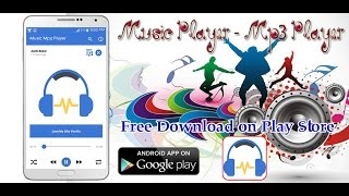 Video Introduction How to use Music Player - Mp3 Player by Cam-Technology