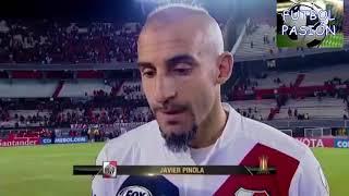 Pinola durísimo con Sampaoli por no convocar a Enzo Pérez - River vs Flamengo 23/5/2018