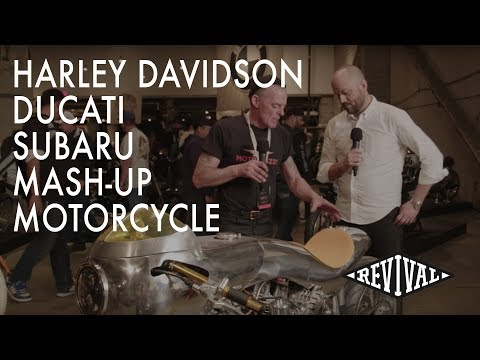 Harley Ducati Subaru Motorcycle?!  - An interview with Craig Rodsmith