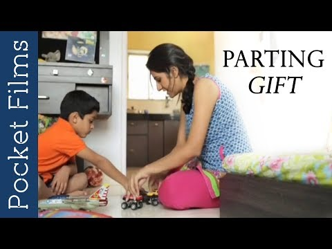 Hindi Short Film - Ek Tohfa (Parting Gift) | Husband And Wife Relationship Turns Bad