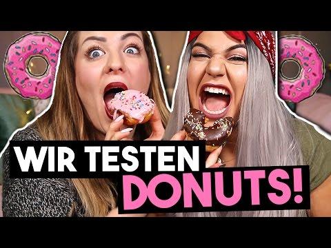 FAKE VS ORIGINAL! | nachgemachte DUNKIN DONUTS? | Candy Challenge - Teuer vs. Günstig | mit Nihan