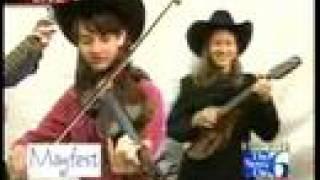 Pendleton Family Fiddlers play Twelfth Street Rag