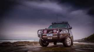 See the all new Nissan Patrol Y62 tackle the sand dunes with a rang...