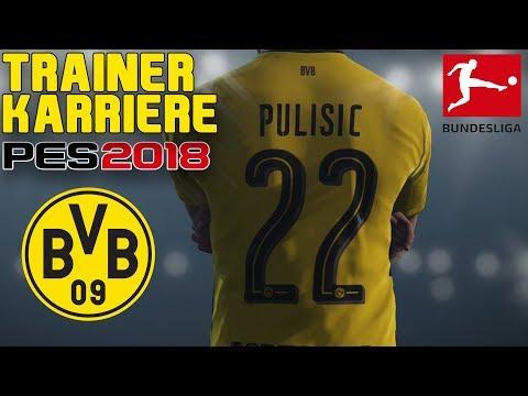 ER IST DER AUSERWÄHLTE!😱 Trainer Karriere - Pro Evolution Soccer 2018