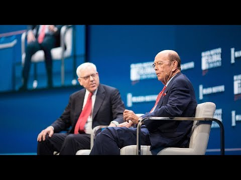 Lunch Program | Part 1: A Conversation with Wilbur L. Ross, Jr., Secretary, U.S. Dept. of Commerce