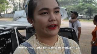 SOCIAL EXPERIMENT | XII IPS 1 | SMAN 38 JAKARTA