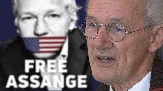 John Shipton: Botschafter für Julian Assange und die Pressefreiheit